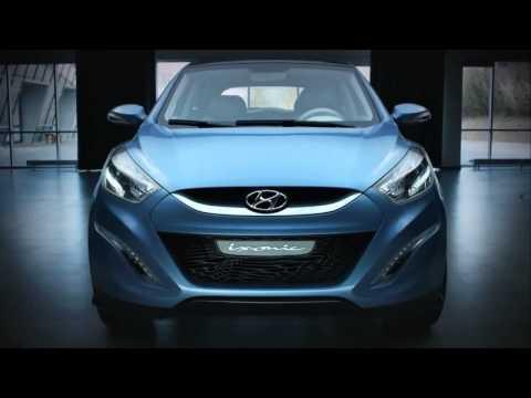 Hyundai ix onic ix35 2013