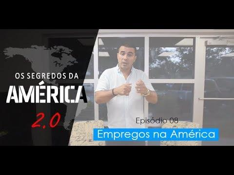 "Os Segredos da América 2.0 - Episódio 8/15 ""Empregos na América"""