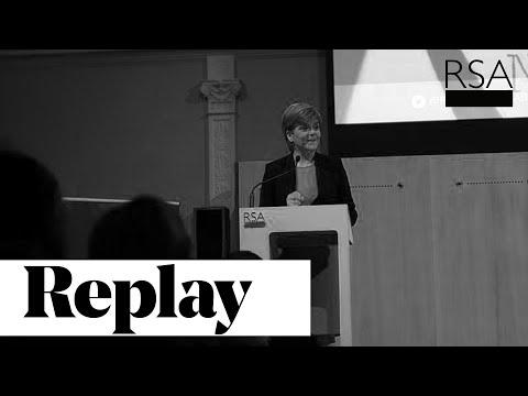 Keynote Address by First Minister of Scotland | Nicola Sturgeon | RSA Replay