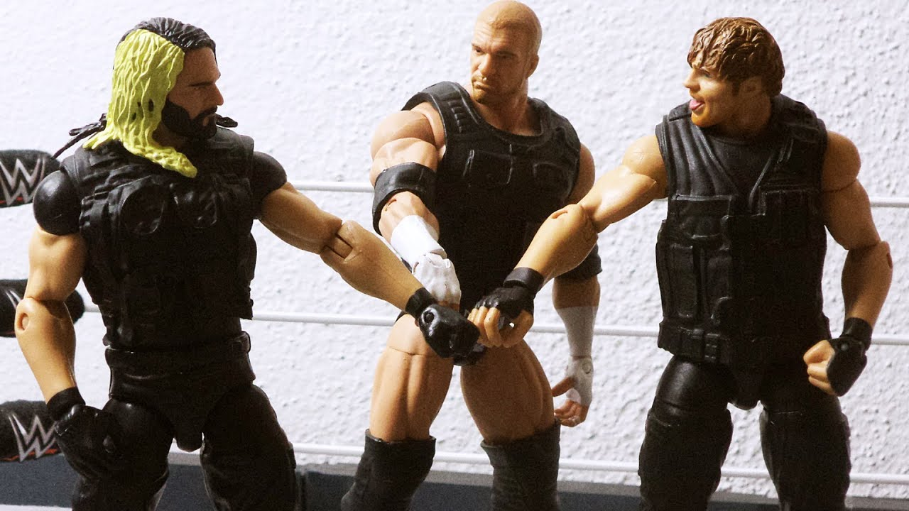 Download Triple H joins The Shield at WWE Live Event