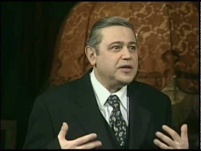 "Е. Петросян — монолог ""Жалко богатых"" (1999)"