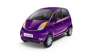 Tata Nano AMT Upcoming Car Price in India 2015-2016