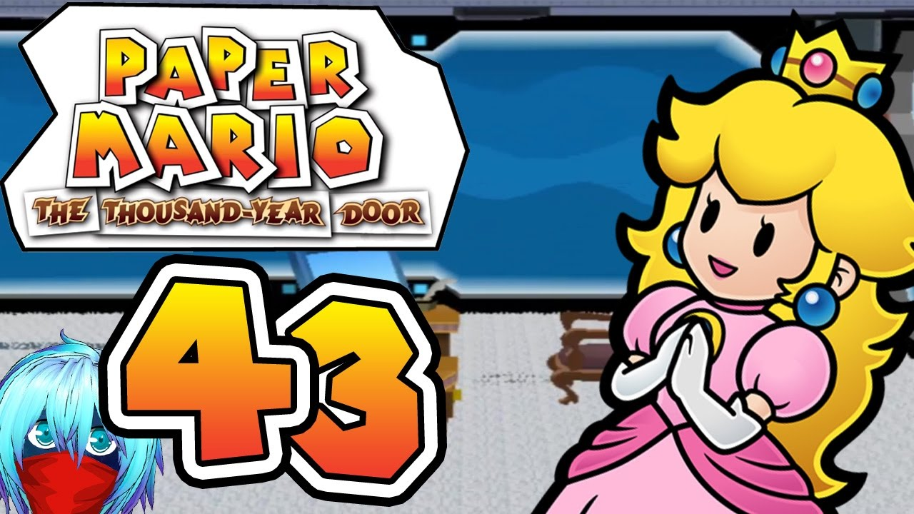 Lets play Paper Mario 2 part#43 PEACH NACKT?! - YouTube