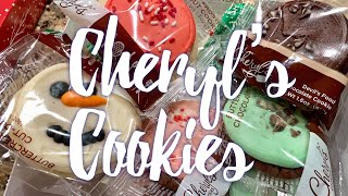 Cheryl's Cookies Bow Gift Box Makes the Perfect Holiday Gift