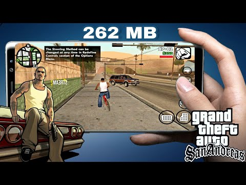 How to Download Gta Sanandreas For Android All Gpu Highly
