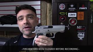 Tristar T100 Handgun Review -- Concealed Carry