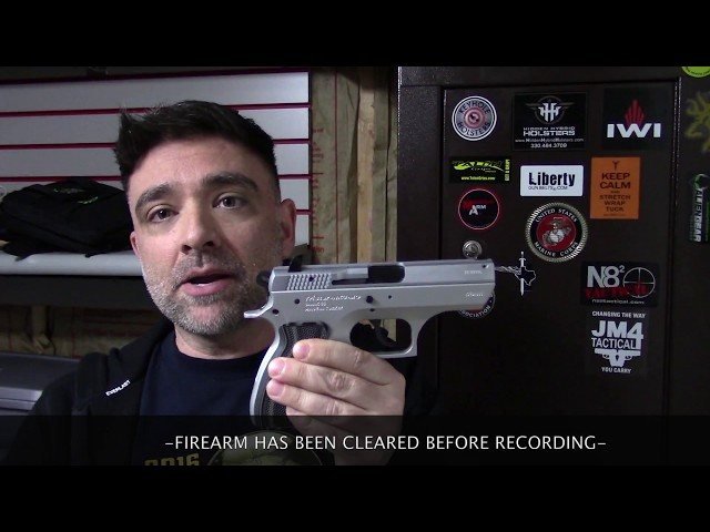 Tristar T100 Handgun Review — Concealed Carry