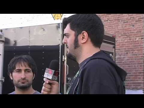PERIPHERY Exclusive Interview at NEMHF 2010 on Metal Injection