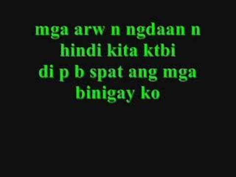 patawarin mo (sniper)