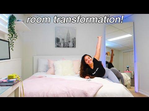 room transformation part 3 // room makeover series