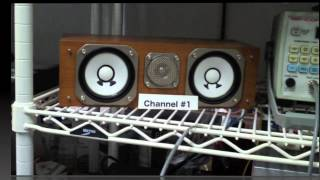 h h scott 121 b tube preamplifier from 1956 equalizer dynaural supressor consolette