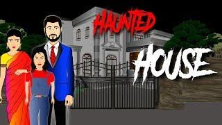Haunted House - हॉन्टेड हाउस | Hindi Horror Stories | Bhoot Ki Kahaniya