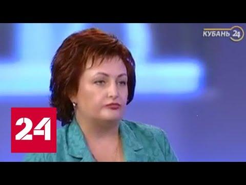 Чиновница Минздрава Кубани отругала врачей за нежелание шить самим себе бахилы - Россия 24