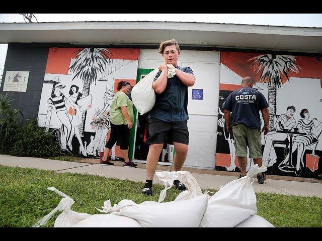 Apalachicola braces for Hurricane Michael