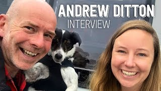 Interviewing Andrew Ditton: Airstreams, Vintage Caravans & YouTubing