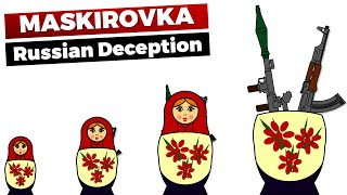 What is Maskirovka? Russian Military Deception #Military 101