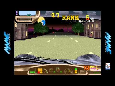 Rad Mobile [System 32] by SEGA