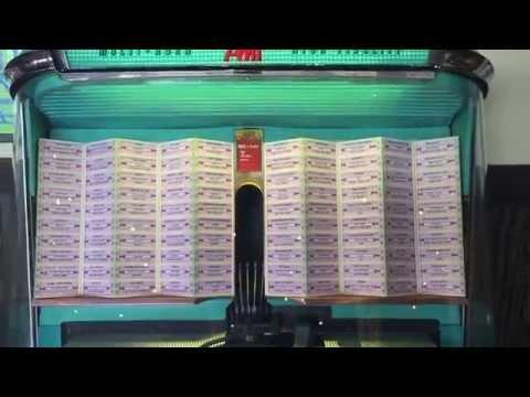 My 1959 AMI I200 Jukebox at Crop Rocks Cleveland