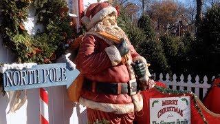 видео Как празднуют Рождество в Америке