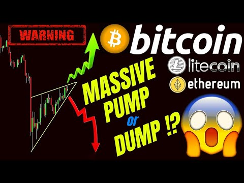 URGENT BITCOIN LITECOIN ETHEREUM And DOW JONES UPDATE!!! Price, Trading, News, Crypto