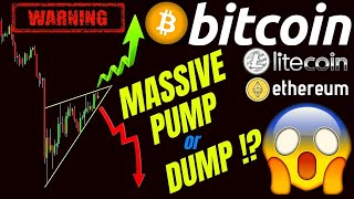 URGENT BITCOIN LITECOIN ETHEREUM and DOW JONES UPDATE!!! price trading news crypto