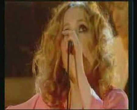 Goldfrapp Happiness Live on Later 080408