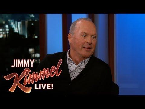Michael Keaton Got Pranked by Kevin Pollak