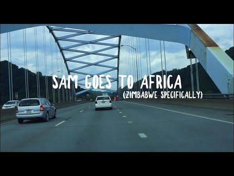 Traveling to Zimbabwe (Zimbabwe Vlog I)