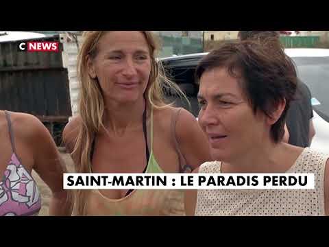 Saint-Martin : le paradis perdu
