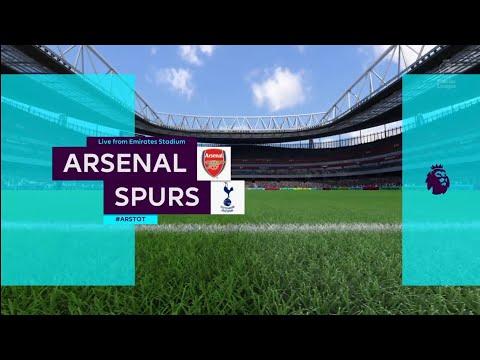 FIFA 18 | Premier League | Arsenal v Spurs | Emirates Stadium