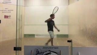 Squash Solo Hit Example