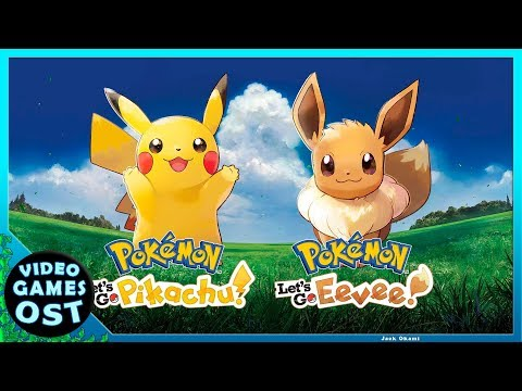 Pokémon Let&39;s Go Pikachu and Eevee - Soundtrack OST - ポケットモンスタ