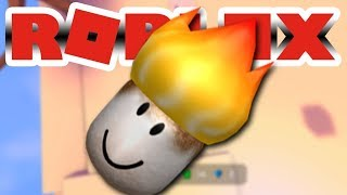 How To Get Marshmallow Head in roblox event
