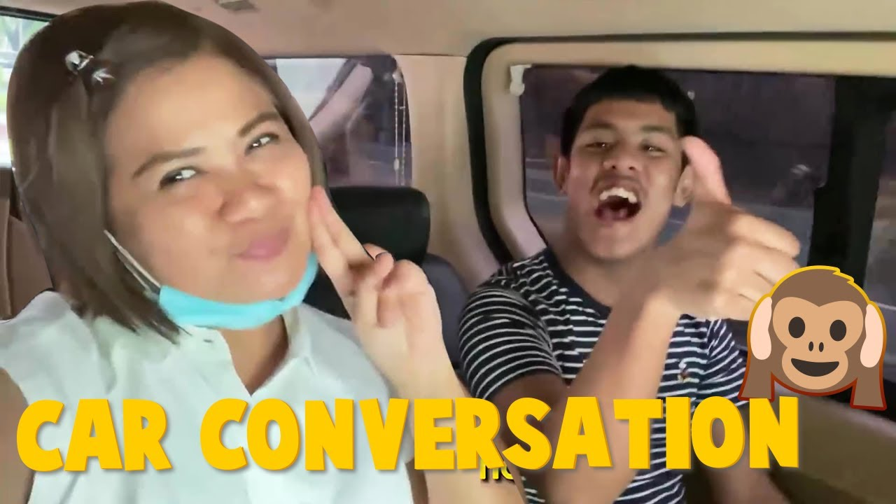 Car Conversation with Q | CANDY & QUENTIN | OUR SPECIAL LOVE