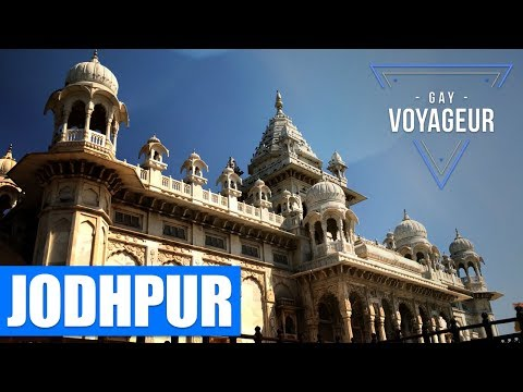 Jodhpur (India) : tourist guide in english - guide tour about this destination