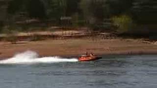 V-drive Boat