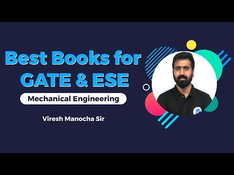 Best Standard Books For GATE & ESE   Mechanical Engineering