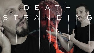 DEATH STRANDING VS QDSS