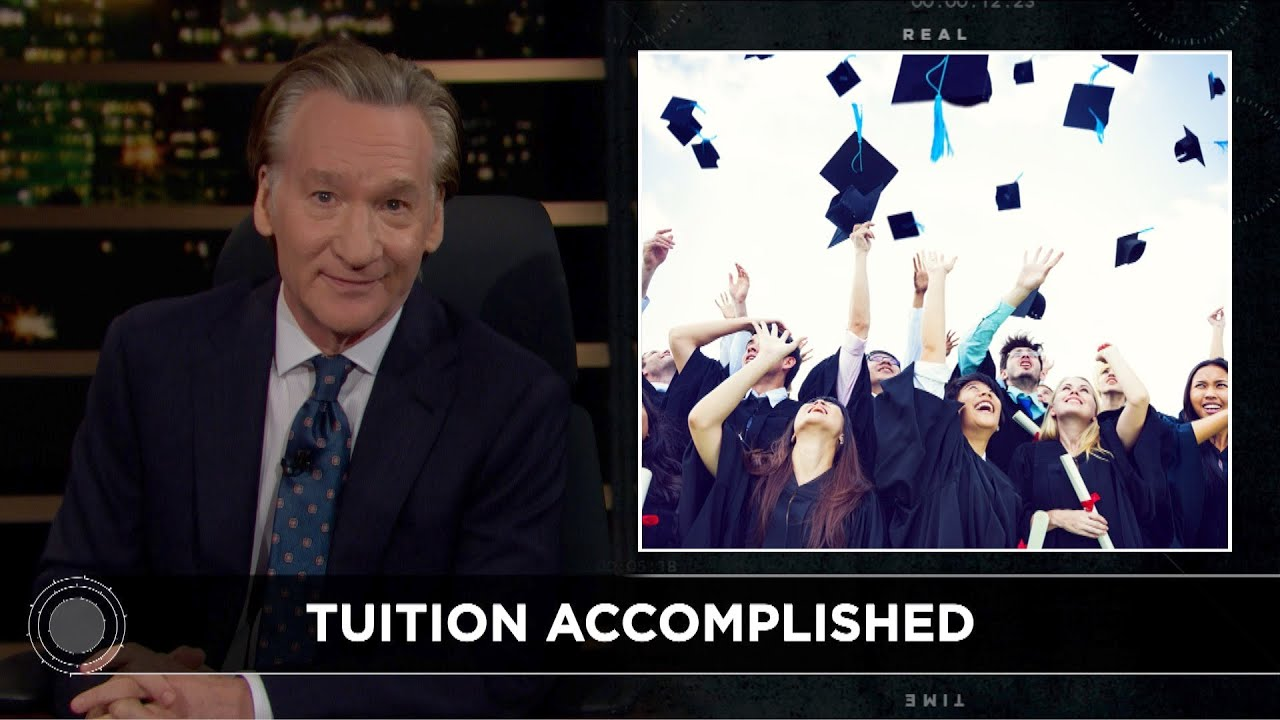 New Rule: The College Scam | Real Time with Bill Maher (HBO)