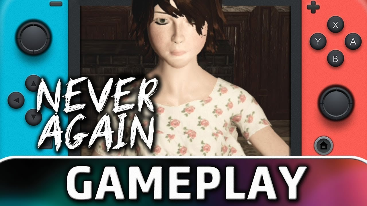 Never Again | First 15 Minutes on Nintendo Switch