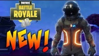 Fortnite battle royale New skin|| New town| New gun