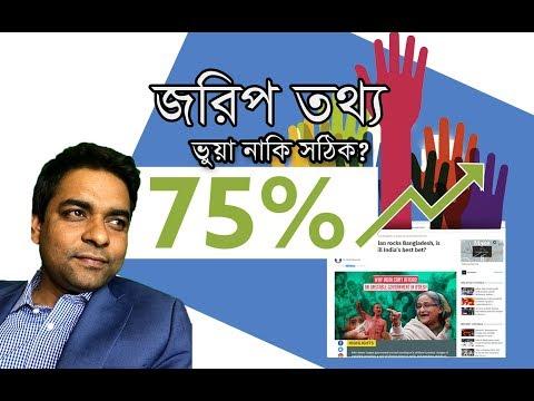 সরকারের জনপ্রিয়তা: কমেছে নাকি বেড়েছে? II Bangla InfoTube News