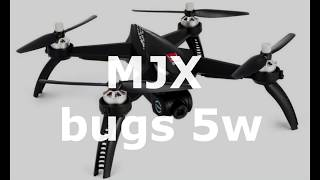MJX bugs 5 w зразок запису відео