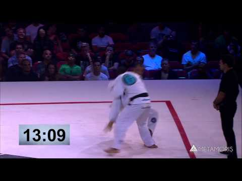 Metamoris: Ryron Gracie vs Andre Galvao (Full match HD)