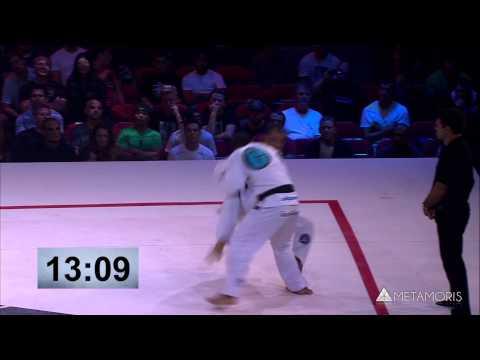 Metamoris: Ryron Gracie vs Andre Galvao (Full match HD)