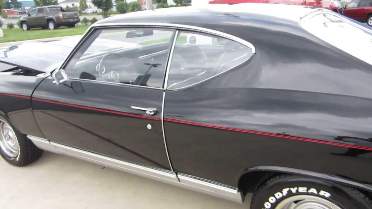 Super clean solid 1969 malibu chevelle ss for sale sold