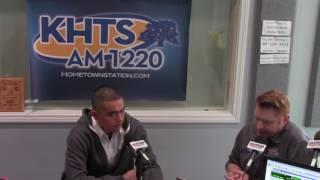 Tito Gonzalez - City Council Applicant On KHTS (Jan 9, 2017) -- Santa Clarita