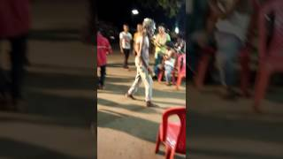 pagla dance out of asansol station