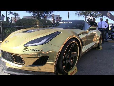 Hot Cars of SEMA – Las Vegas