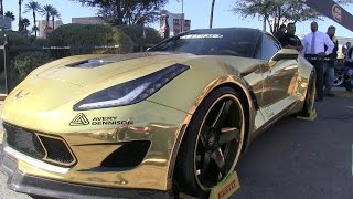 Hot Cars of SEMA - Las Vegas